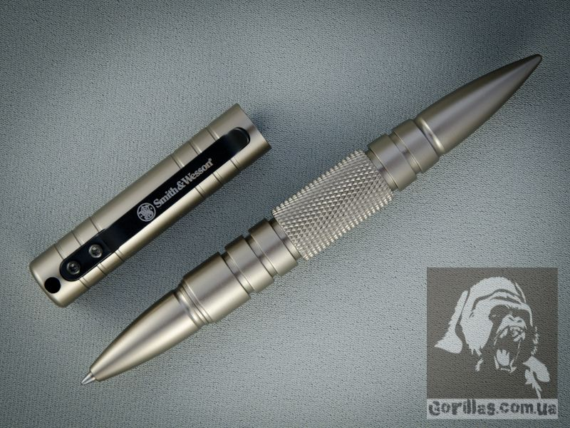 Smith and Wesson Military & Police Tactical Pen Silver