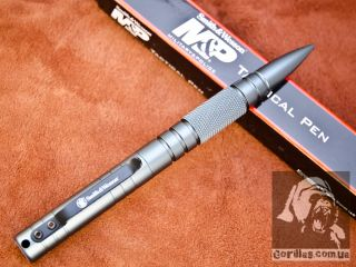 Smith and Wesson Military & Police Tactical Pen Gray