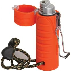 Windmill Trekker Stormproof Lighter, Blaze Orange