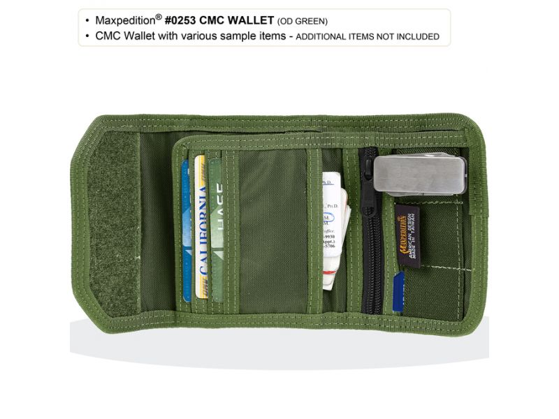 Бумажник Maxpedition CMC Wallet