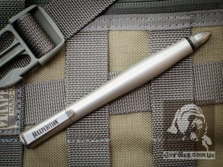 Maxpedition ACANTHA TACTICAL PEN STAINLESS STEEL