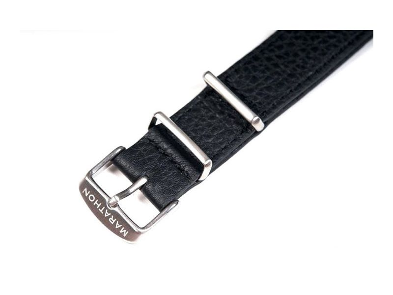 Marathon Leather NATO Strap 20mm