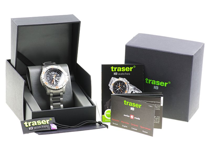 Traser H3 P 6602 EXTREME SPORT