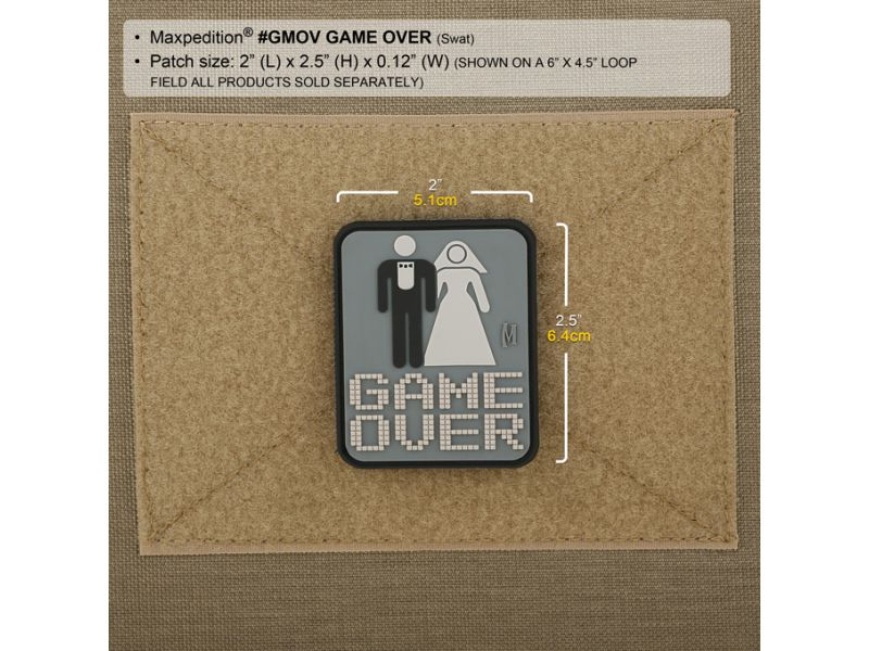 Maxpedition GAME OVER PATCH
