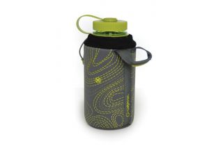 Nalgene Bottle Sleeve, Gray Green
