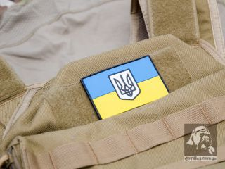 Gorillas TACTICAL™ Ukrainian Flag patch