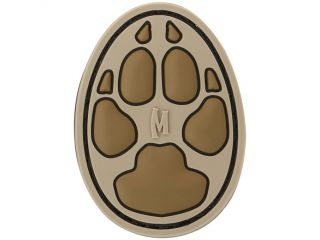 "Maxpedition DOG TRACK 2"" PATCH"