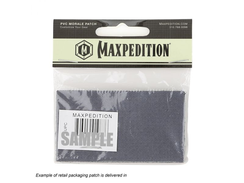 Maxpedition .50 CAL EVOLUTION PATCH