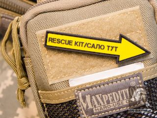 Gorillas TACTICAL™ Rescue Kit patch