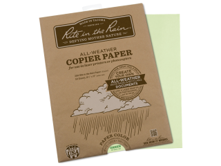 Rite in the Rain Copier Paper - Green
