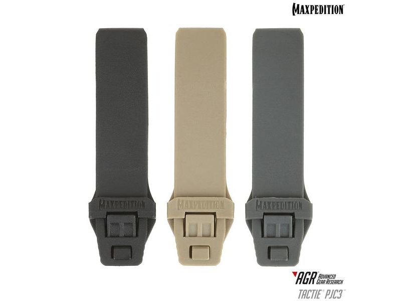 Maxpedition TACTIE PJC3 POLYMER JOINING CLIPS