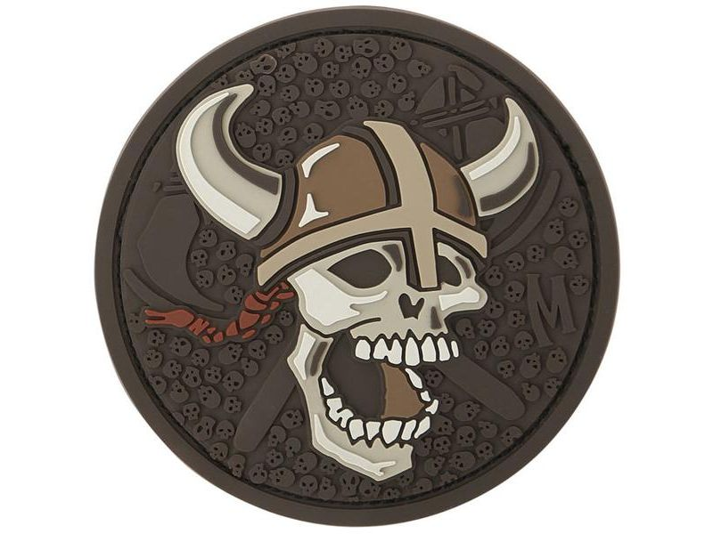 Maxpedition VIKING SKULL PATCH