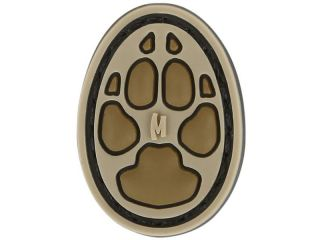 "Maxpedition DOG TRACK 1"" PATCH"