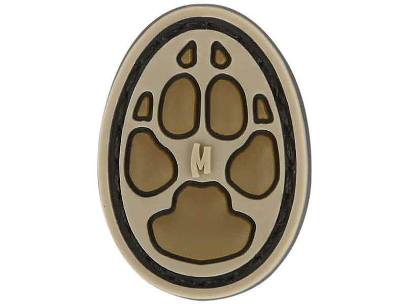 """Maxpedition DOG TRACK 1"""" PATCH"""