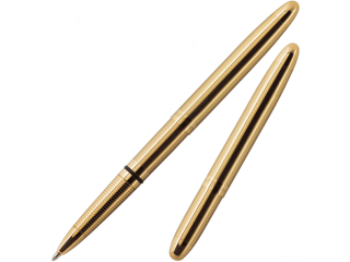 Fisher Bullet Pen Gold with Clip