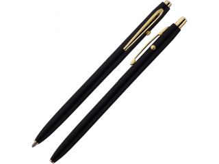 Fisher Space Pen Matte Black Shuttle