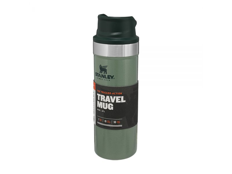 STANLEY CLASSIC TRIGGER-ACTION HAMMERTONE GREEN 0.47 л