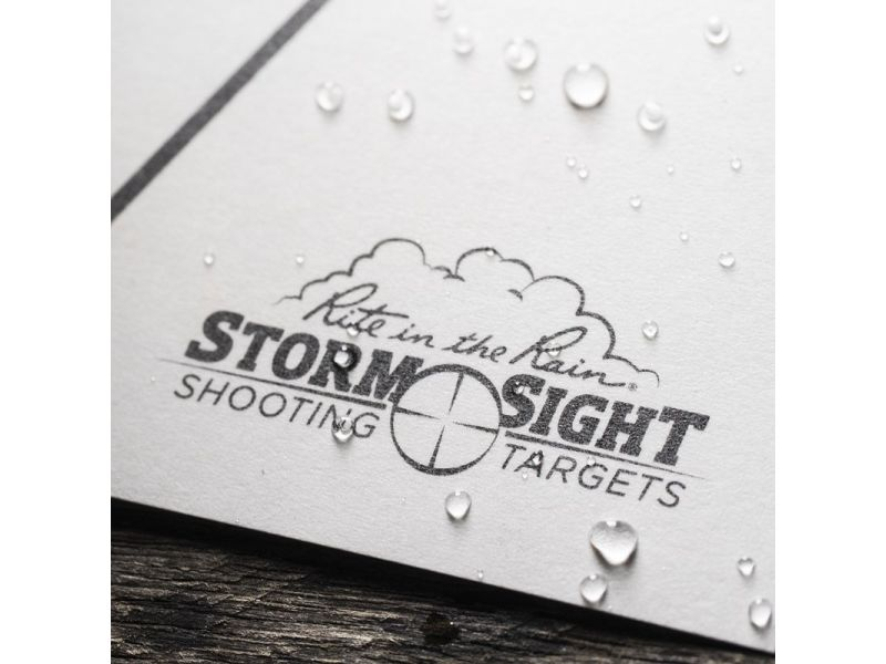 Rite in the Rain STORM SIGHT TARGET