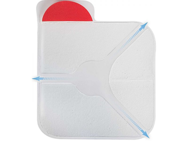 NAR HyFin Vent Compact Chest Seal
